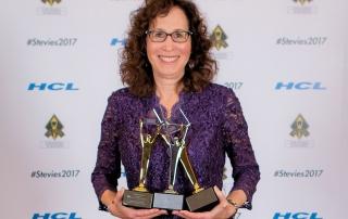 BioSate Technologies Founder Wins 3 Stevie® Awards